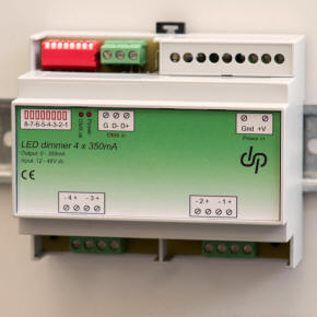 dimmer 350mA